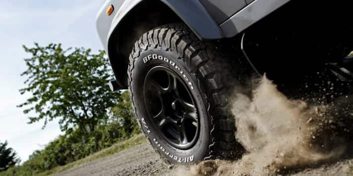 BFGoodrich All-Terrain TA KO2 review - 2