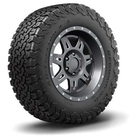 BFGoodrich All-Terrain TA KO2 review