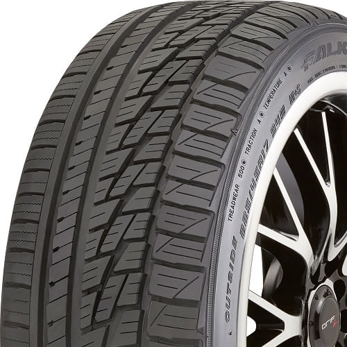 Falken Ziex ZE950 AS Tire Review - 2
