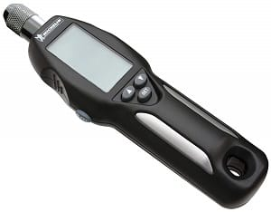 Michelin MN-4535B Digital Programmable Tire Gauge with Bleed Valve