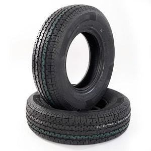 Million Parts E Load Radial Tire